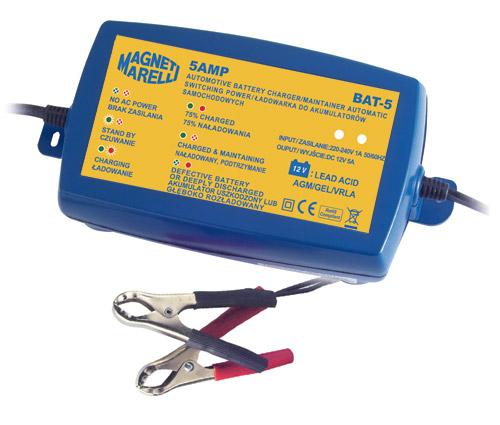 Ładowarka akumulatora BAT-5